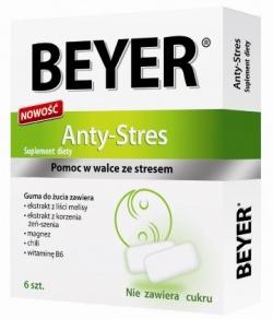 Beyer Anty - Stres