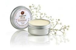 Bezzapachowy dezodorant w kremie dla skóry wrażliwej, 50 ml