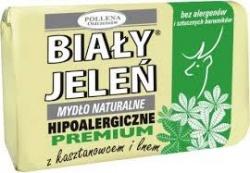 Hipoalergiczne mydło BIAŁY JELEŃ, 100g