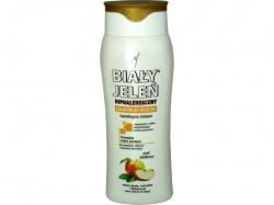 Hipoalergiczny szampon BIAŁY JELEŃ do włosów jasnych, farbowanych blond i rozjaśnionych, 300 ml