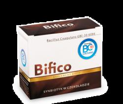 Bifico, synbiotyk w czekoladzie, 12 szt