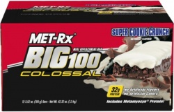MET-RX - Baton - Big 100 Colossal Bar - 100 g