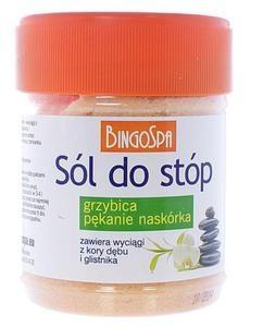 Bingo sól, do stóp ze skłonnością do grzybicy, 550 g