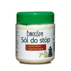 Bingo sól, do stóp, ze skłonnościami do pękania naczynek, 550 g