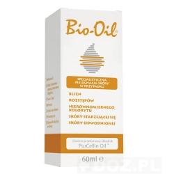 Bio-Oil, olejek na rozstępy, blizny,  60 ml