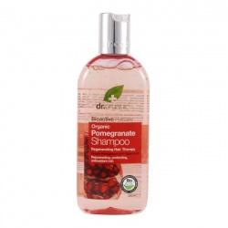 Organiczny Szampon do Włosów Owoc Granatu 265ml