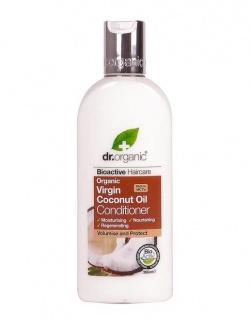 Organiczna Odżywka do Włosów, Olej Kokosowy Virgin 265ml