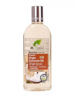 Organiczny Szampon do Włosów Olej Kokosowy Virgin 265 ml