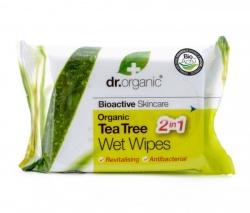 Organiczne Chusteczki Nawilżane Drzewo Herbaciane 20 szt