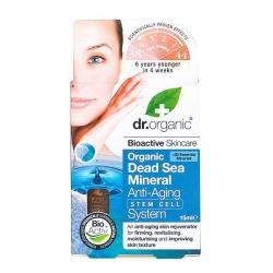 Organiczny Preparat Anti-Aging na Bazie Komórek Macierzystych Minerały Morza Martwego 30ml