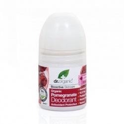 Organiczny Dezodorant Owoc Granatu 50ml