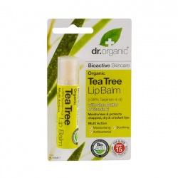 Organiczny Balsam do Ust Drzewo Herbaciane 5,7ml