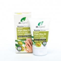 Organiczny Krem do Rąk i Paznokci Oliwa z Oliwek 125 ml