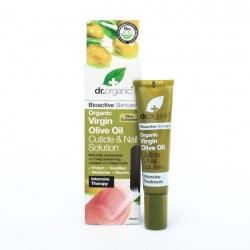 Organiczna Odżywka do Skórek i Paznokci Oliwa z Oliwek 15ml