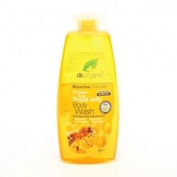 Organiczny Żel do Mycia Ciała Mleczko Pszczele 250ml