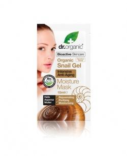 Organiczna maseczka do twarzy ze śluzu ślimaka 10ml