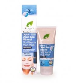 Organiczna Maska do Twarzy Bio-Plazma Minerały Morza Martwego 100ml