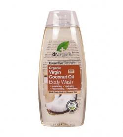 Organiczny Płyn do Mycia Ciała Olej Kokosowy Virgin 250 ml