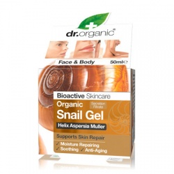 Organiczny żel ze śluzu ślimaka 50 ml