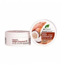 Organiczny Suflet do Ciała Olej Kokosowy Virgin 200 ml