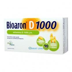 Bioaron Vitamina D 1000 J