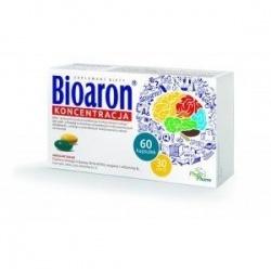 Bioaron koncentracja x 60 kapsułek