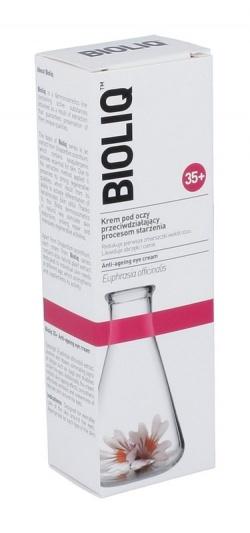 Bioliq 35+, krem przeciw starzeniu pod oczy, 15 ml