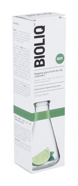 Bioliq Body, krem regenerujący do rąk i paznokci, 50 ml