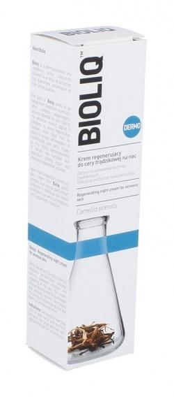 Bioliq Dermo, krem, cera trądzikowa na dzień, 50 ml