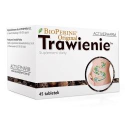 Bioperine Orginal Trawienie, 120 tabletek