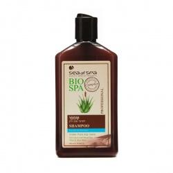 BioSpa- szampon przeznaczony do pielęgnacji włosów normalnych, suchych i matowych