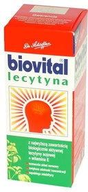 BIOVITAL LECYTYNA PŁYN 1000 ML