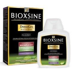 Bioxsine DermaGen to ziołowa odżywka do włosów, przeciw ich nadmiernemu wypadaniu