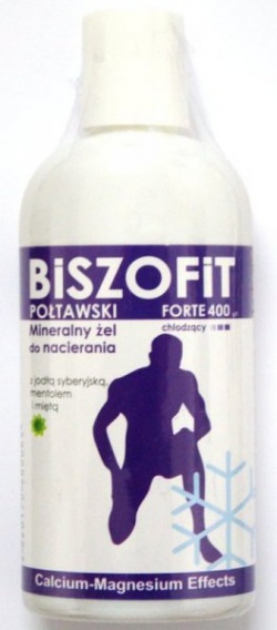 BISZOFIT FORTE, żel, 100 ml