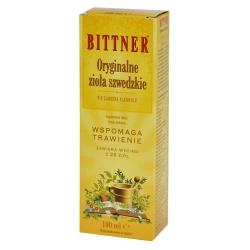 Bittner Oryginalne Zioła Szwedzkie, 100ML