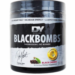DORIAN YATES - BLACK BOMBS - 300g