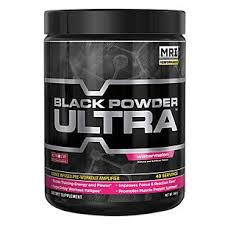 MRI - Black Powder Ultra - 240 g