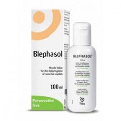 Blephasol, roztwór do higieny powiek, 100 ml
