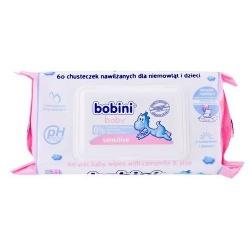 Bobini Baby chusteczki nawilżane