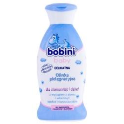 Bobini Baby, oliwka pielęgnacyjna dla niemowląt i dzieci, 200 ml