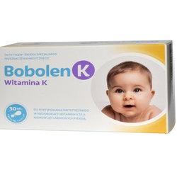 Bobolen Witamina K, kapsułki, twist-off, 30 szt