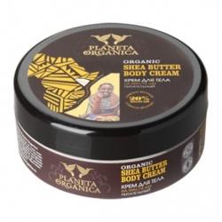 Organic shop, gęste masło do stóp Afrykański balsam, 250ml