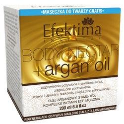 Efektima Body Nectar Argan Oil, masło do ciała, 200 ml