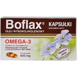 Boflax, olej wysokolinolenowy, 60 kapsułek
