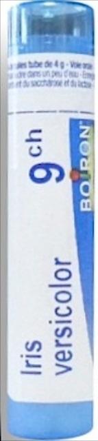 Boiron Iris versicolor, 9CH, granulki, 4 g