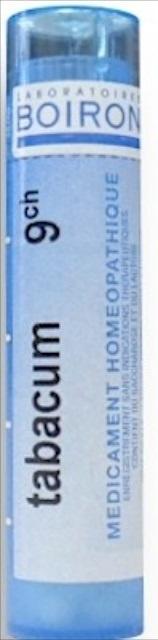 Boiron Tabacum, 9CH, granulki, 4 g