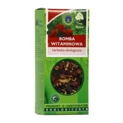 BOMBA WITAMINOWA, herbatka ekologiczna, 100g