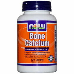 NOW - Bone Calcium - 120 tabl