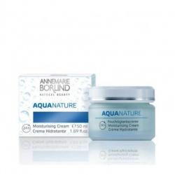 AnneMarie Borlind Aquanature - Intensywnie nawilżający krem organiczny 24 h - 50 ml