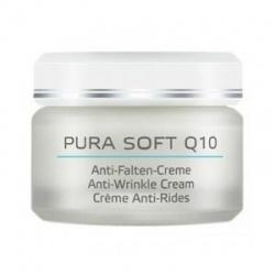 AnneMarie Borlind Pura Soft - Naturalny krem pod oczy z koenzymem Q10 - 15 ml